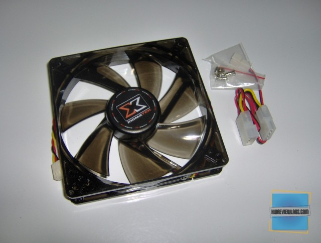 Xigmatek XLF-F1254 case fan